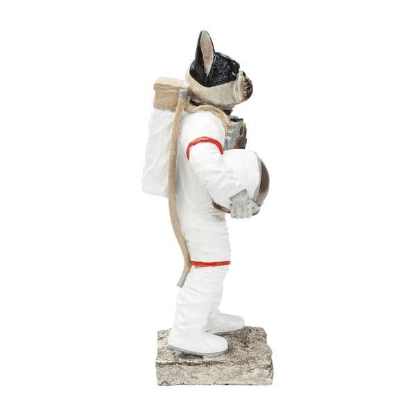 Statuetă decorativă Kare Design Space Dog, înălțime 56cm