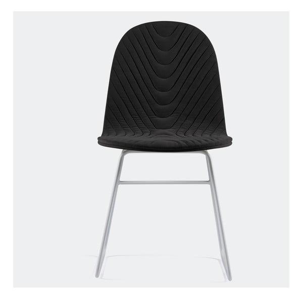 Židle Mannequin V, černá