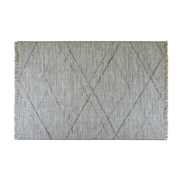 Covor potrivit pentru exterior Floorita Les Gipsy Blue, 155 x 230 cm