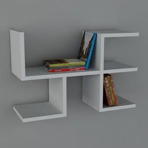 Police Cool Book White, 61,8x40x22 cm