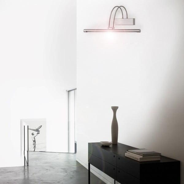 Nástěnné svítidlo Evergreen Lights Bow Chromo, 46 cm
