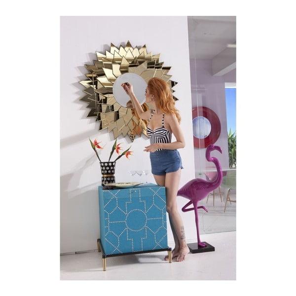 Oglindă Kare Design Sunflower Round, ø 120 cm