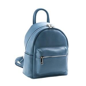Modrý batoh z pravé kůže Andrea Cardone