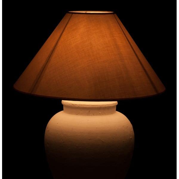 Stolní lampa Ceramic Mat, 40 cm