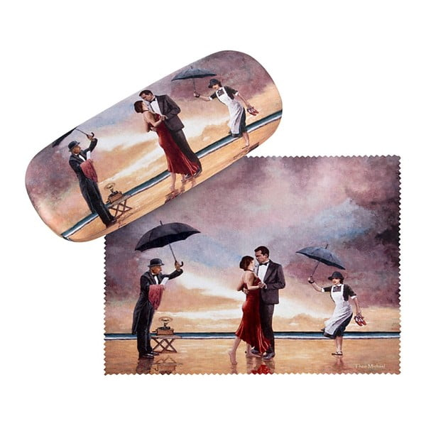 Etui na okulary Von Lilienfeld Hommage to the Singing Butler