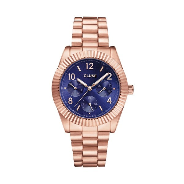 Dámské hodinky Sarabande Royal Blue, 38 mm