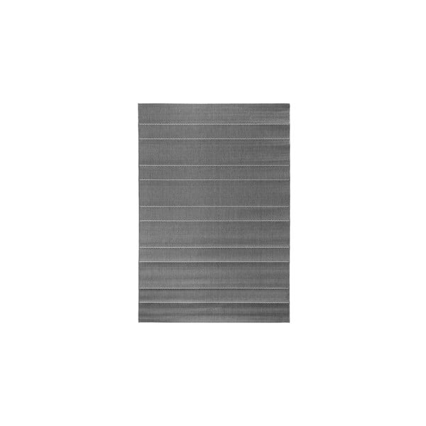 Koberec vhodný i na ven Sunshine 80x150 cm, šedý