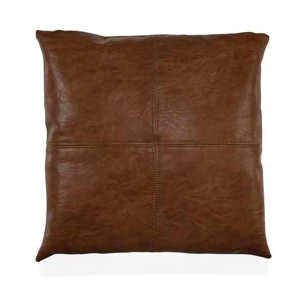 Polštář Camel Leather, 45x45 cm