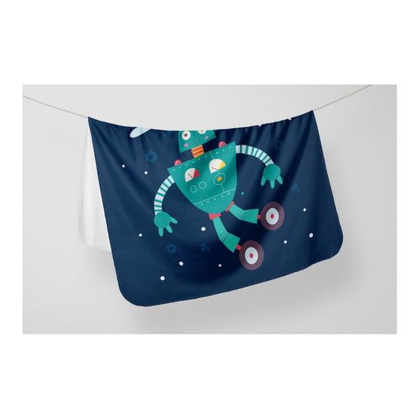 Dětská deka OYO Kids In Space, 120 x 160 cm