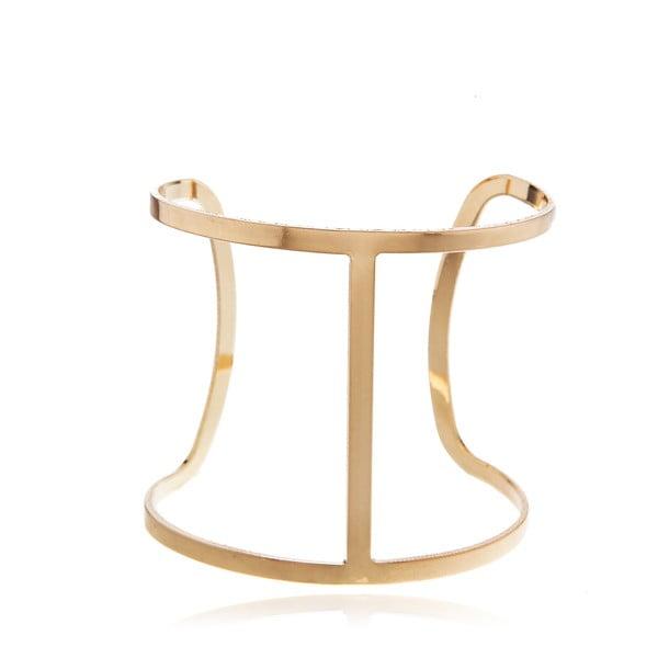 Penelope aranyszínű karkötő - NOMA