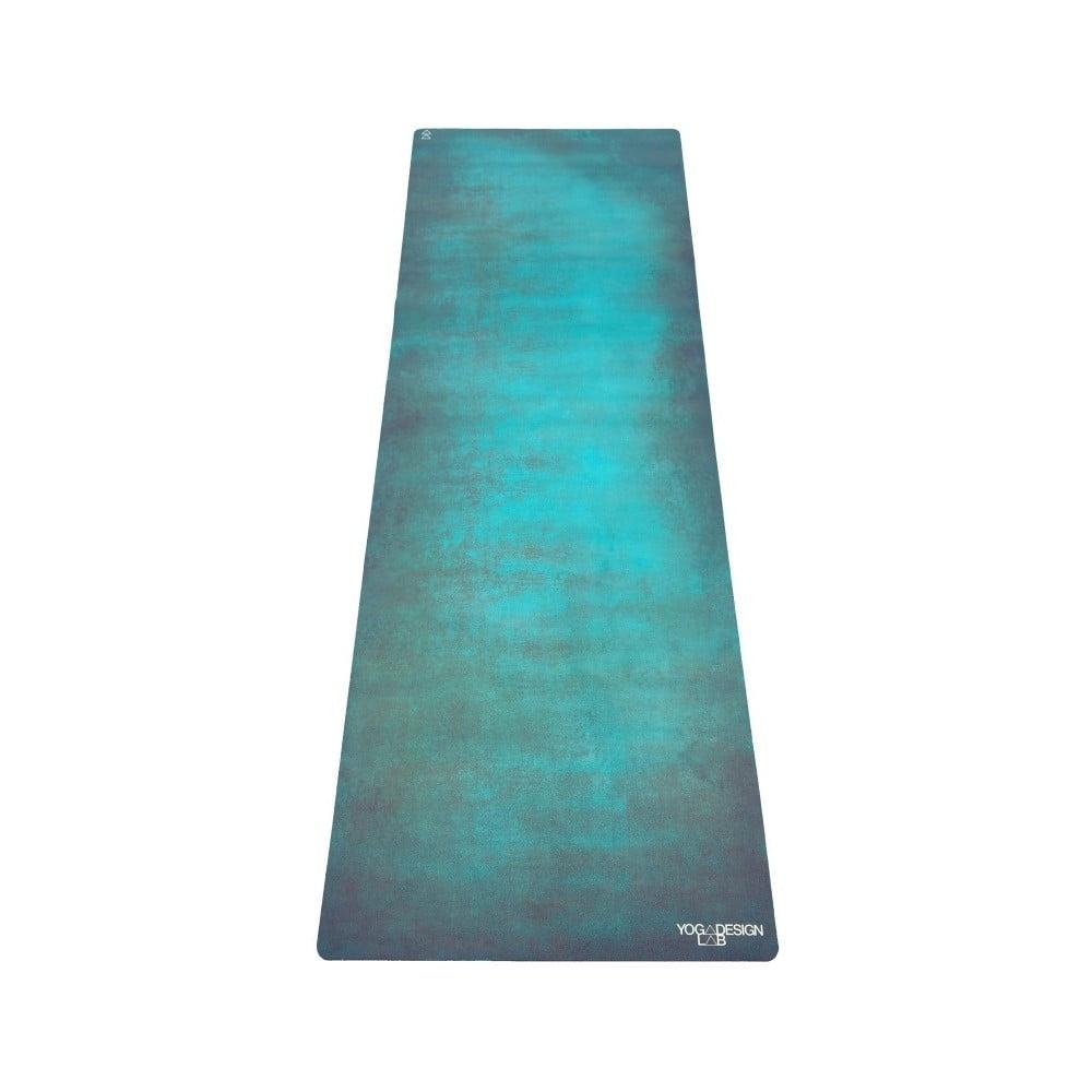 Podložka na jógu Yoga Design Lab Commuter Aegean, 1,3 kg