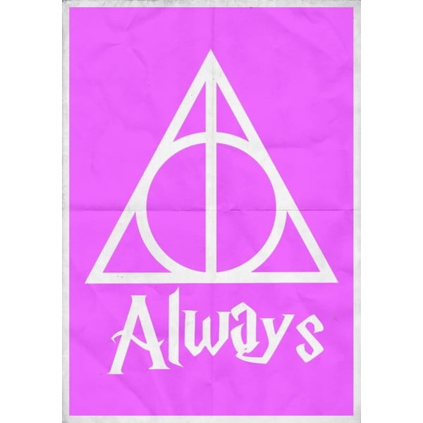 Harry Potter 5 poszter, 30 x 40 cm - Blue-Shaker