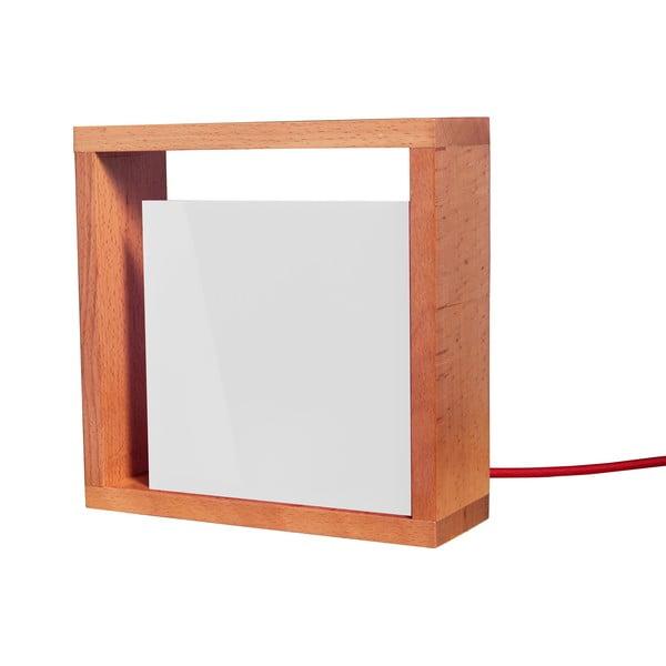 Stolní lampa Vitamin, bílá