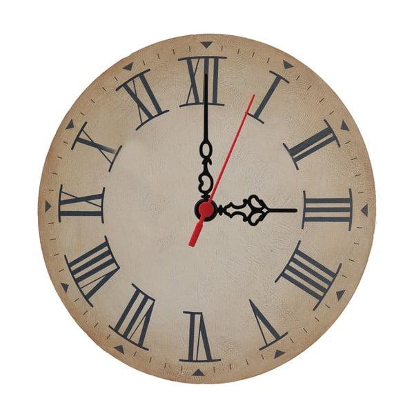 Nástěnné hodiny Old Times, 30 cm