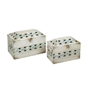 Set 2 cutii Santiago Pons Quentin