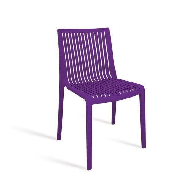 Židle Cool, violet