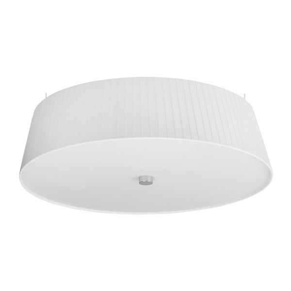 Biała lampa sufitowa Sotto Luce KAMI,Ø45cm