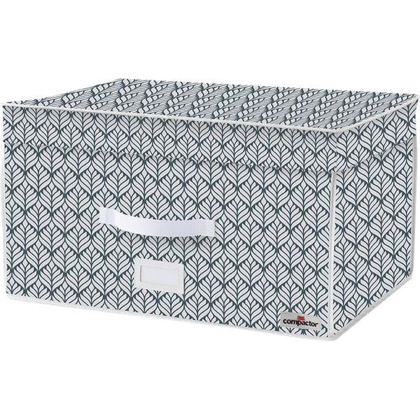 Modrý úložný box na oblečení Compactor XLarge Missy, 150 l