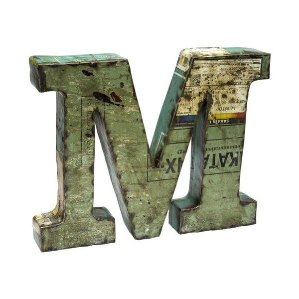 Dekorace Novita Alfabeto M