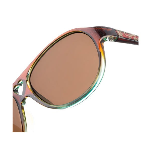 Dětské sluneční brýle Guess 120 Crystal Brown