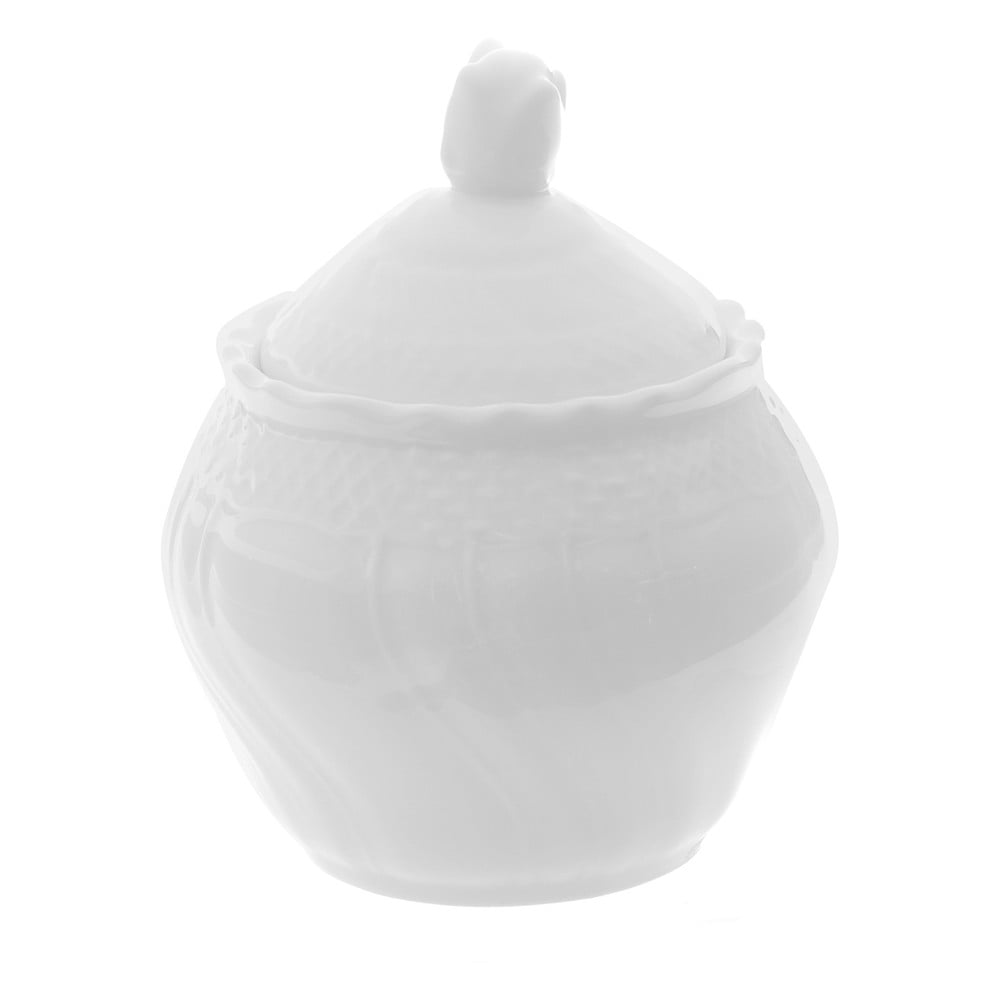 Porcelánová cukřenka s víkem Kasanova Bowl