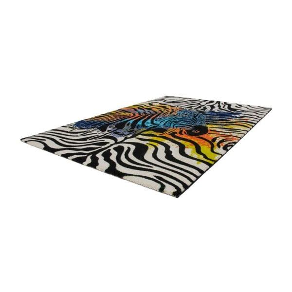 Koberec Aztec 495 Zebra, 160x230 cm