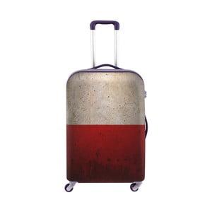 Obal na kufr Oyo Concept Polská vlajka, 76 x 49 cm