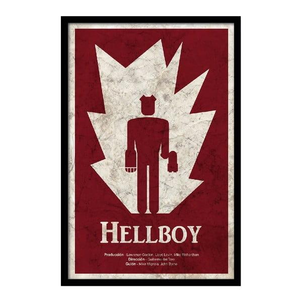 Plakát Hellboy, 35x30 cm
