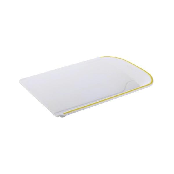 Krájecí deska VITAMINO Tescoma, žlutá