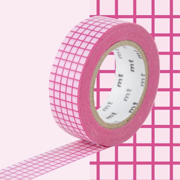 Taśma dekoracyjna washi MT Masking Tape Modeste, dł.10m