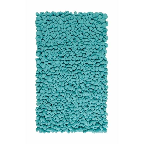 Koupelnová předložka Bodhi Blue Lagoon, 60x100 cm