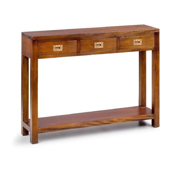 Odkládací stolek Flamingo, 110x30x80 cm