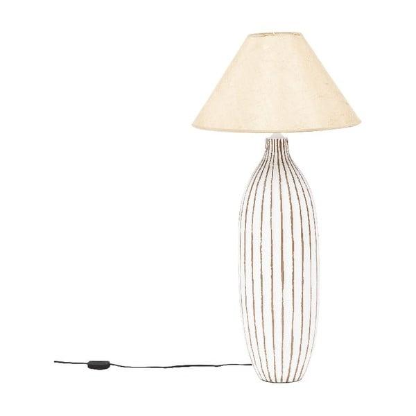 Stolní lampa Resina Bombato, 90x22x22 cm