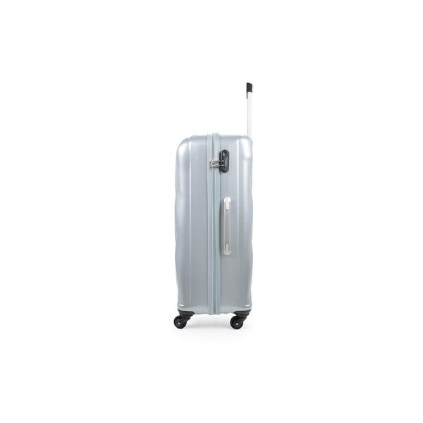 Sada 3 zavazadel Heathrow Silver