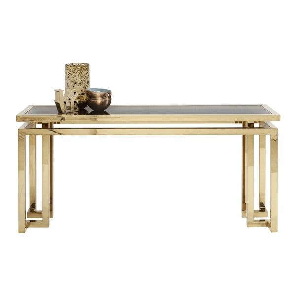 Konzolový stolek Kare Design Gold Rush