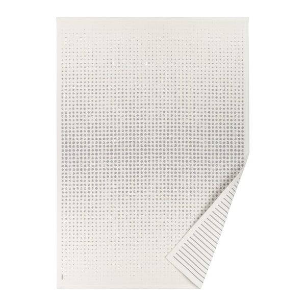 Covor reversibil Narma Helme White, 80 x 250 cm, alb