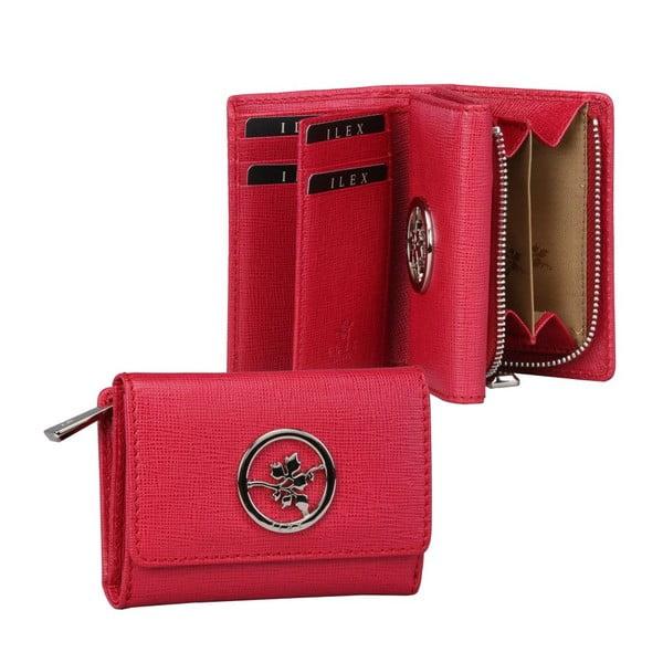 Peněženka Saffiano Rosso