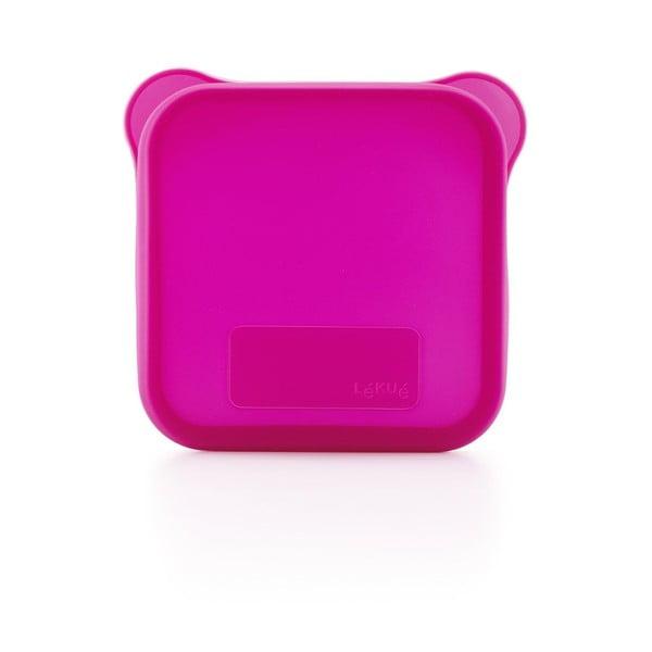 Silikonový obal na sandwich, fialový