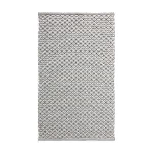 Krémová koupelnová předložka Aquanova Maks, 60x100 cm