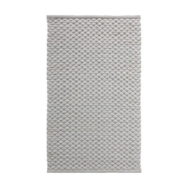 Krémová koupelnová předložka Aquanova Maks,60x100cm