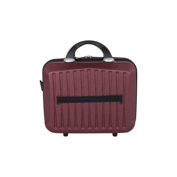 Kufr s příručním zavazadlem Cabin Jean Louis Scherrer Red