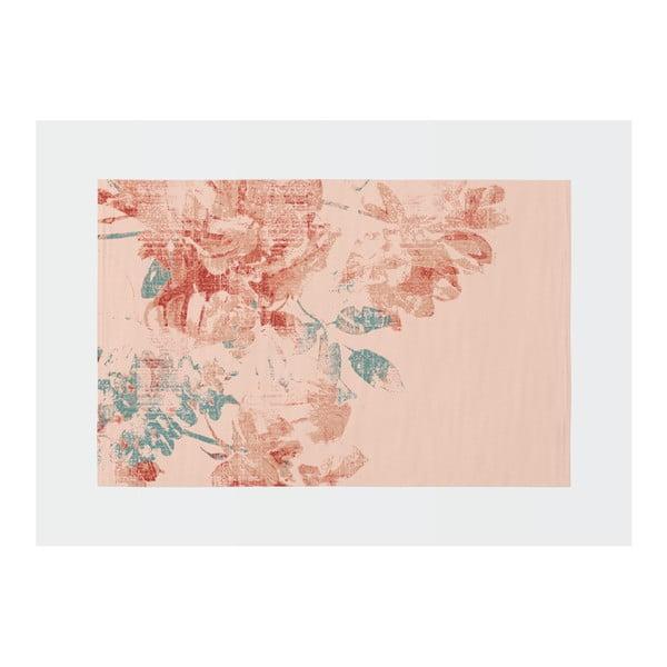Suzzo Rosa rózsaszín szőnyeg, 140 x 220 cm - Oyo home