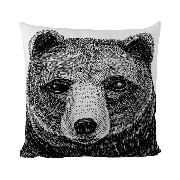 Polštář Grizzly Bear, 50x50 cm