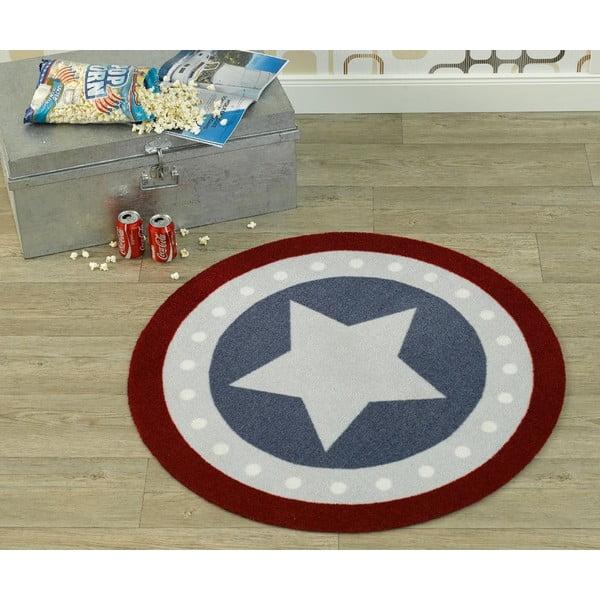 Dětský koberec Zala Living Deko Star, ⌀100cm