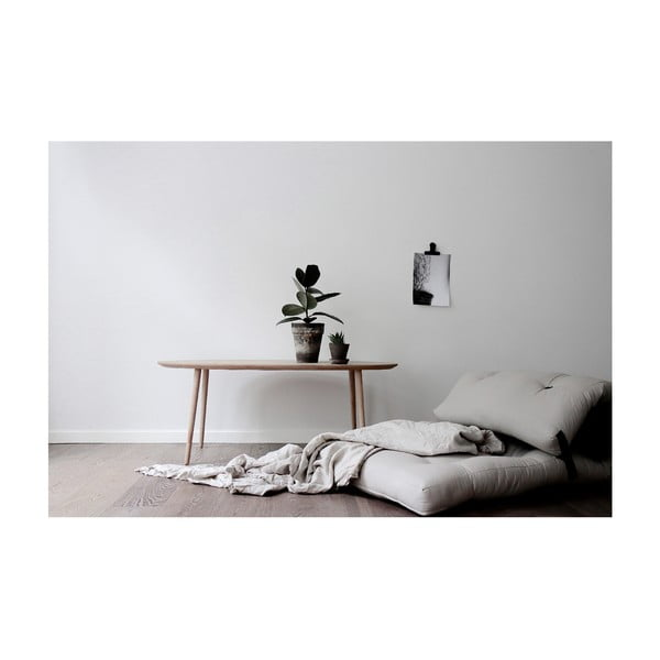 Variabilní matrace Karup Design Wrap Creamy/Dark Grey