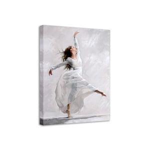 Obraz Styler Canvas Waterdance Dancer I, 60 x 80 cm