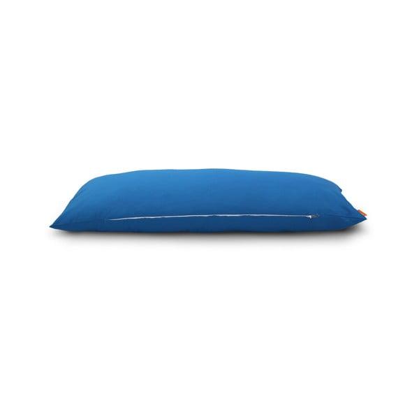 Polštář The Mini, modrý, vhodný pro osoby do 160 cm