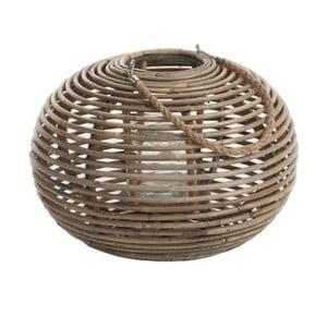 Ratanová lucerna J-Line Sphere, ⌀ 45cm