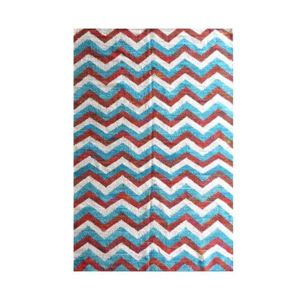 Ručně tkaný koberec Kilim 255, 155x240 cm