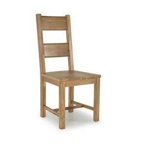 Jídelní židle z dubového dřeva VIDA Living Breeze Ria
